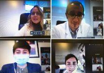Odontología premió a sus mejores alumnos de las sedes de Santiago y Concepción