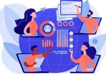 Investigadoras e investigadores UNAB se capacitaron en herramientas gráficas para comunicar ciencia