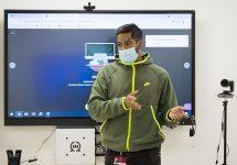 Vicerrectoría Académica capacita a académicos UNAB para implementación de modalidad HyFlex