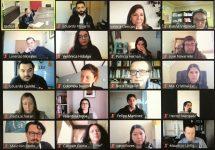 Rector analizó los desafíos para el 2021 en conversatorio con sede Concepción