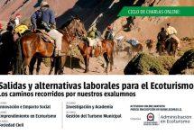 La aventura de la conservación: Administración en Ecoturismo Sede invita a ciclo de charlas sobre alternativas laborales en el área