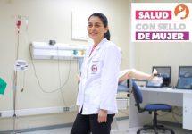 SALUD CON SELLO DE MUJER | Katiuska Reynaldos, una enfermera ingeniera líder