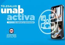 UNAB Activa: El proyecto de telesalud desarrollado para apoyar a la comunidad interna y externa