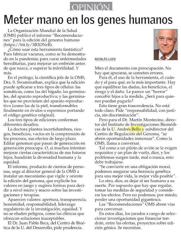 Martin El Mercurio