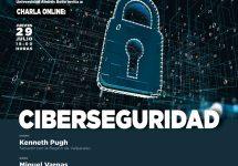 Facultad de Economía y Negocios invita a la Charla Online: Ciberseguridad