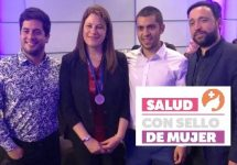 SALUD CON SELLO DE MUJER | Una líder en Kinesiología y por la paridad de género