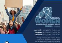 Unab lanza HACK4WOMEN, que busca reducir la brecha de mujeres en las STEM