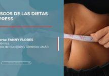 UNAB Te Cuida | Dietas Express, riesgos y consejos