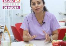 SALUD CON SELLO DE MUJER | Carmen Gloria Fernández, una nutricionista que apuesta por la equidad de género