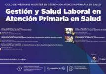 """Comienza ciclo de Charlas """"Gestión y Salud Laboral en Atención Primaria en Salud"""""""