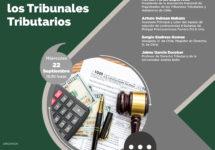 """Conoce las claves de los """"Desafíos de los Tribunales Tributarios"""""""