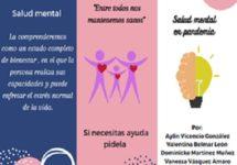 Estudiantes de Terapia Ocupacional crean material informativo digital para adultos mayores