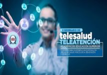 Vicerrectoría Académica analizará en seminario experiencias exitosas de telesalud y teleatención desarrolladas en pregrado