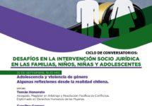 UNAB invita a la Charla Adolescencia y violencia de género