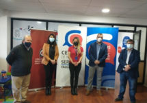 Universidad Andrés Bello firma convenio con Centro de Negocios Sercotec Talcahuano