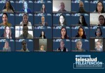 Académicos intercambiaron experiencias en prácticas de telesalud y teleatención en seminario organizado por la VRA