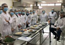 Estudiantes relatan su experiencia en su regreso al laboratorio de Nutrición y Dietética