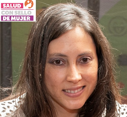Sello Mujer Alejandra Fernandez